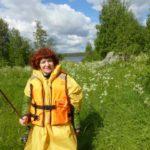 Oтдых в Карелии с женой на базе Талвисъярви турбаза Талвисъярви в Карелии отдых летом и осенью