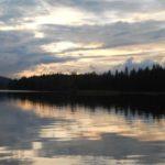 Черновик турбаза Талвисъярви в Карелии отдых летом и осенью
