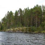 Озеро Талвисъярви Озеро Талвисъярви турбаза Талвисъярви в Карелии отдых летом и осенью