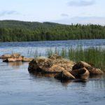Незабываемый отдых на базе Талвисъярви турбаза Талвисъярви в Карелии отдых летом и осенью