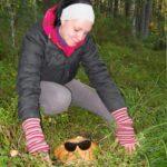 Алексей и Анна Талвисъярви Карелия 010911 турбаза Талвисъярви в Карелии отдых летом и осенью