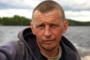 Совладелец и администратор базы Талвисъярви - Васильев Владимир