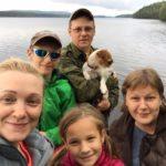 Карельская сказка турбаза Талвисъярви в Карелии отдых летом и осенью